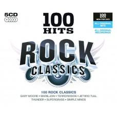 100 HITS ROCK CLASSICS - V.A.