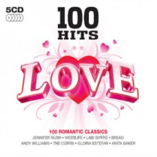 100 HITS LOVE SONGS - V.A.