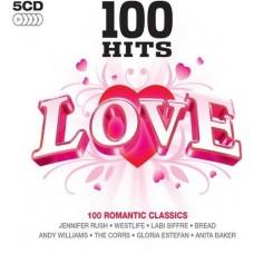 100 HITS LOVE - V.A.
