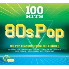 100 HITS 80'S POP - V.A.