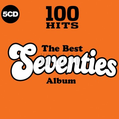 100 HITS_BEST SEVENTIES ALBUM - V.A.