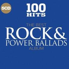 100 HITS_BEST ROCK & POWER BALLADS - V.A.