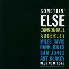 ADDERLEY CANNONBALL - SOMETHIN'ELSE