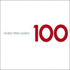 100 BEST OPERA CLASSIC - V.A.