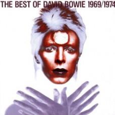 BOWIE DAVID - BESTOF69-74