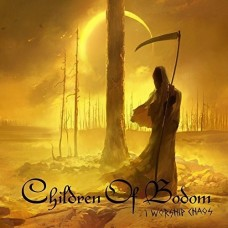 CHILDREN OF BODOM - I WORSHIP CHAOS -LTD (2015)