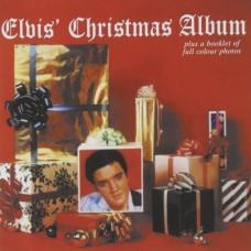 PRESLEY ELVIS - ELVIS:CHRISTMASALBUM