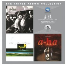 A-HA - TRIPLE ALBUM COLLECTION