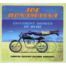 BONAMASSA JOE - DIFFERENT SHADES OF BLU /DELUXE