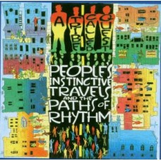 A TRIBE CALLED QUEST - PEOPLE'S INSTINCTIVE TRAV *