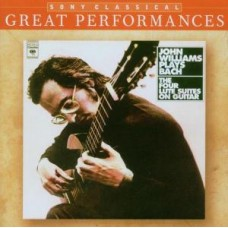 BACH, J.S. - LUTE WORKS VOL.1 & 2 (guitar, John Williams)