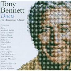 BENNETT TONY - DUETS  AN AMERICAN CLASSIC
