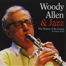 ALLEN WOODY - PASSIONOFTHEGENIUS/CD+BOOK
