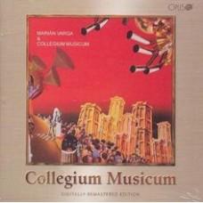 COLLEGIUM MUSICUM - COLLEGIUMMUSICUMAMARIANVARGA
