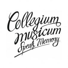 COLLEGIUM MUSICUM - SPEAK,MEMORY
