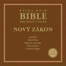 Bible pro malé i velké - Nový zákon - various
