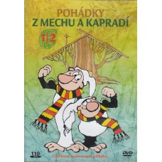 POHÁDKY Z MECHU A KAPRADÍ 1,2 - FILM