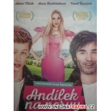 ANDÍLEK NA NERVY - FILM