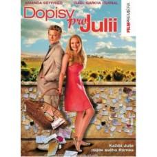 DOPISY PRO JULII - FILM
