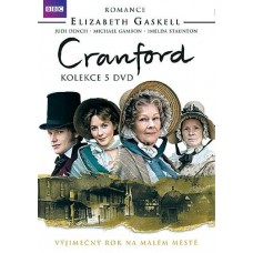 CRANFORD: KOLEKCE (5 DVD) - CRANFORD: COLLECTION (5DVD)
