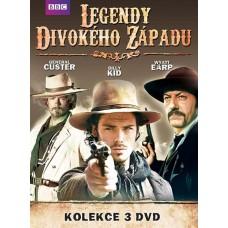 LEGENDY DIVOKÉHO ZÁPADU - FILM