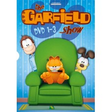 GARFIELD 1-3 - FILM