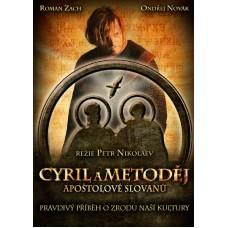 CYRIL A METODĚJ - APOŠTOLOVÉ SLOVANŮ - FILM