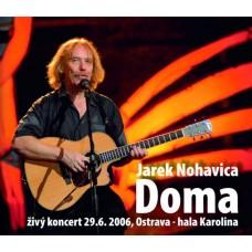 NOHAVICA JAROMÍR - DOMA/CD+DVD