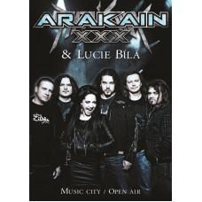 ARAKAIN & LUCIE BÍLÁ - MUSIC CITY / OPEN AIR