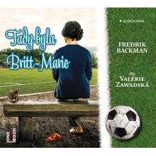 Backman, F.: Tady byla Britt-Marie - čte Zawadská, V.