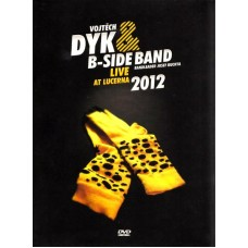 DYK VOJTĚCH + B-SIDE BAND - LIVEATLUCERNA2012