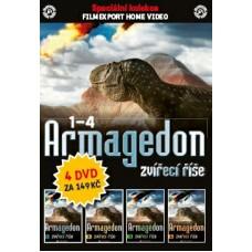 ARMAGEDON ZVÍŘECÍ ŘÍŠE 1-4 - FILM