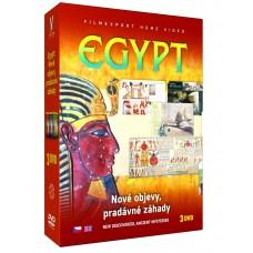 EGYPT - NOVÉ OBJEVY, PRADÁVNÉ ZÁHADY - FILM