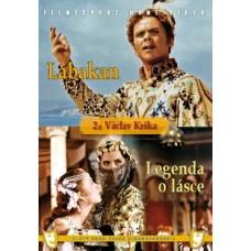 LABAKAN/LEGENDA O LÁSCE - FILM