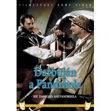 DAŘBUJÁN A PANDRHOLA - FILM