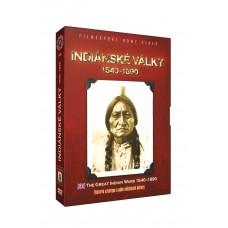 INDIÁNSKÉ VÁLKY 1540-1890 - FILM