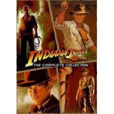 Indiana Jones kolekce 4DVD