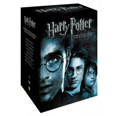 HARRY POTTER 1-8 KOLEKCE 16DVD - FILM