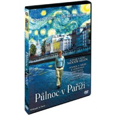 PŮLNOC V PAŘÍŽI - FILM