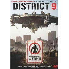DISTRICT 9 - FILM