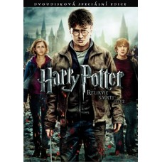 HARRY POTTER A RELIKVIE SMRTI 2 - FILM