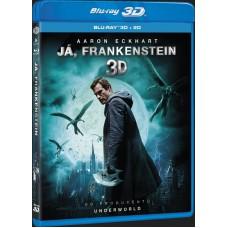 JÁ, FRANKENSTEIN 2D+3D - FILM