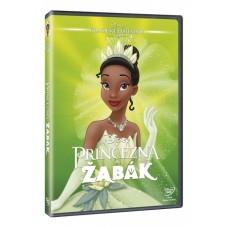 PRINCEZNA A ŽABÁK - FILM