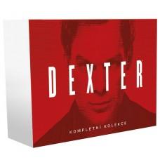 DEXTER - KOMPLETNÍ KOLEKCE 1-8 - FILM