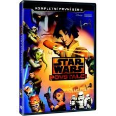 STAR WARS: POVSTALCI 1.SÉRIE - FILM