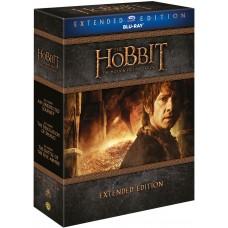 Hobit kolekce 1.-3. 9BD -prodloužené verze