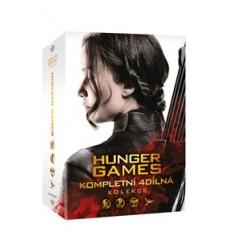 HUNGER GAMES_KOLEKCE 1-4 - FILM