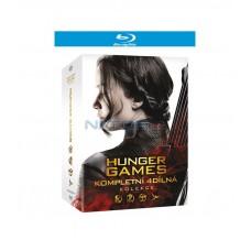 Hunger Games kolekce 1-4 5BRD