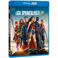 LIGA SPRAVEDLNOSTI 3D+2D - FILM