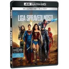 LIGA SPRAVEDLNOSTI UHD+BD3D+2D - FILM